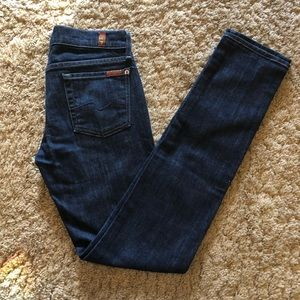 Roxanne 7 For All Mankind Jeans